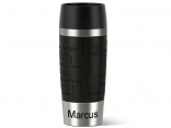 emsa Travel Mug 360ml schwarz